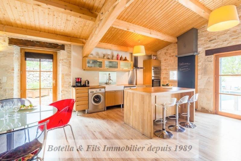 Deluxe sale house / villa Barjac 498000€ - Picture 8