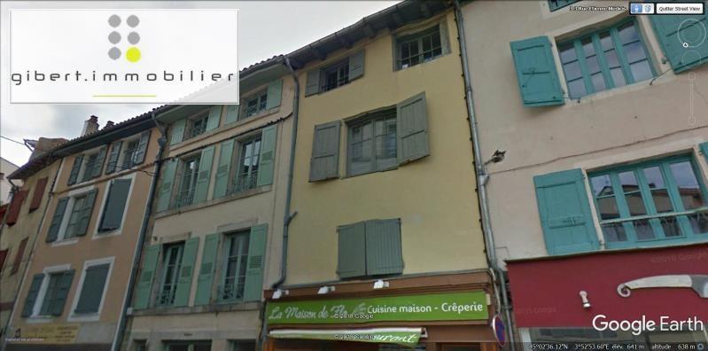 Sale empty room/storage Le puy en velay 50000€ - Picture 1