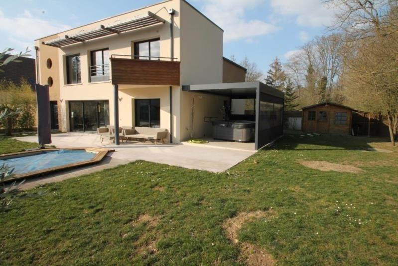 Sale house / villa Bois le roi 839000€ - Picture 2