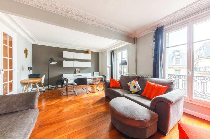 Deluxe sale apartment Paris 20ème 995000€ - Picture 2