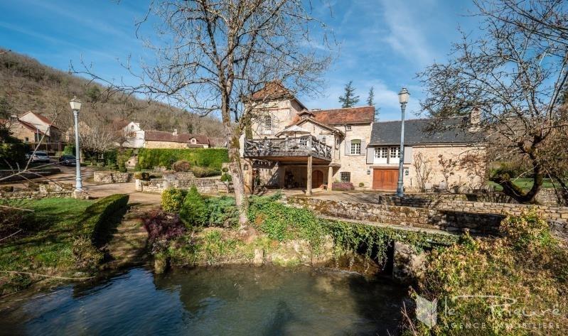 Immobile residenziali di prestigio casa Villefranche de rouergue 650000€ - Fotografia 2
