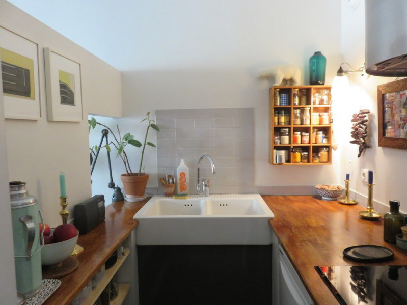 Vente appartement Paris 10ème 355 000€ - Photo 2