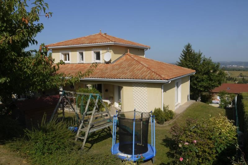 Sale house / villa St sorlin de vienne 448 000€ - Picture 3
