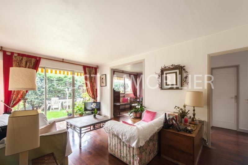Venta  apartamento Asnieres sur seine 385000€ - Fotografía 3