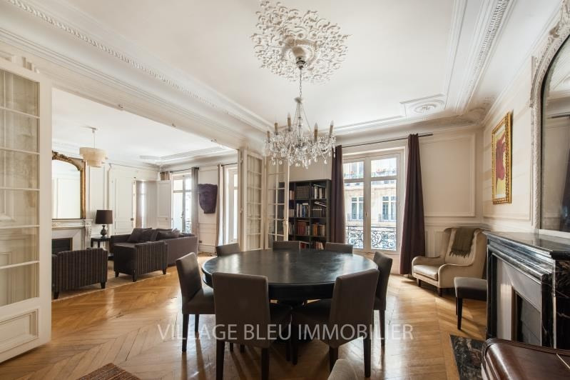 Location appartement Paris 17ème 5 480€ CC - Photo 2