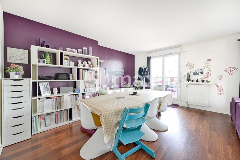 Sale apartment Colombes 525 000€ - Picture 3