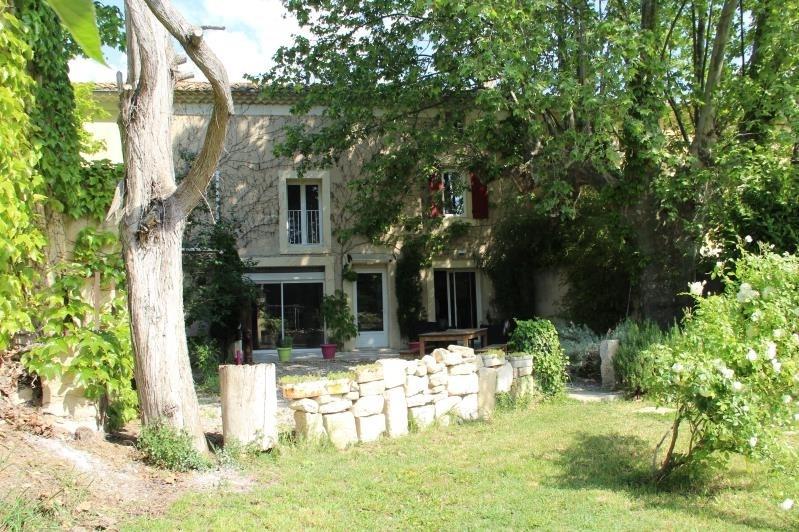 Sale house / villa Monteux 306000€ - Picture 1