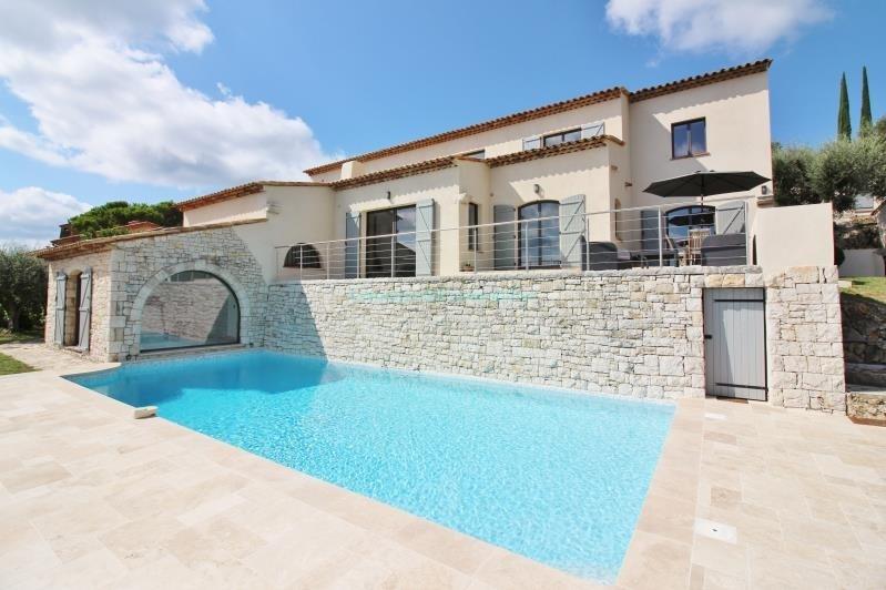 Vente de prestige maison / villa Le tignet 1070000€ - Photo 2
