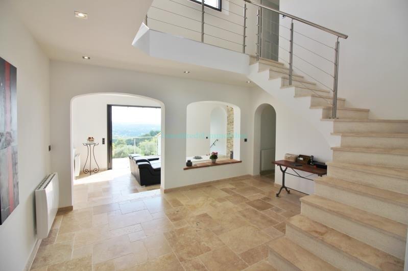 Vente de prestige maison / villa Le tignet 1070000€ - Photo 5
