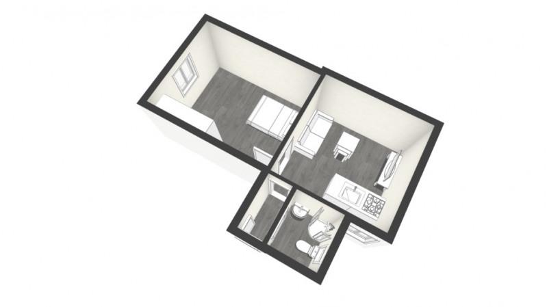Sale apartment Paris 11ème 285000€ - Picture 6