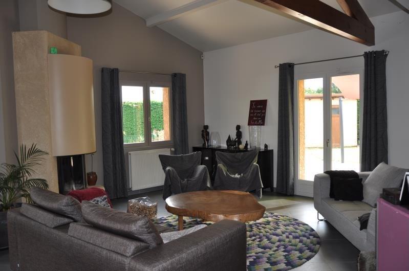 Vente maison / villa St germain sur l arbresle 495000€ - Photo 6
