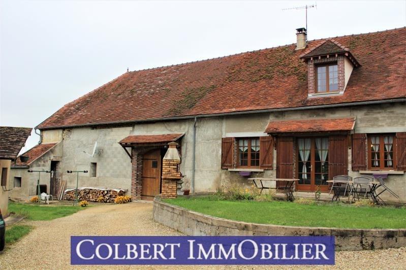 Sale house / villa Neuvy sautour 168000€ - Picture 2