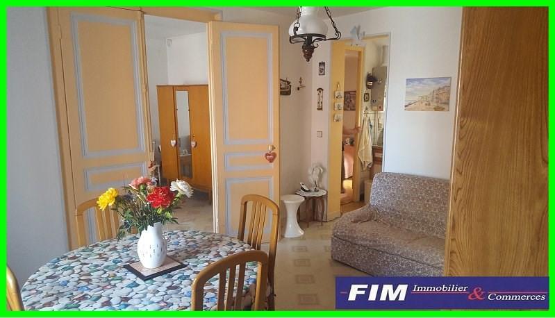 Verkoop  appartement Mers les bains 91000€ - Foto 1