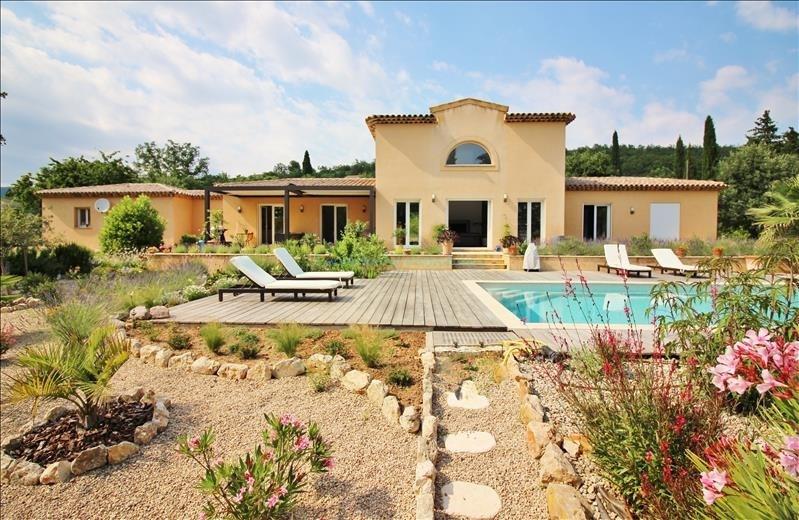 Vente de prestige maison / villa Saint cezaire sur siagne 699000€ - Photo 1