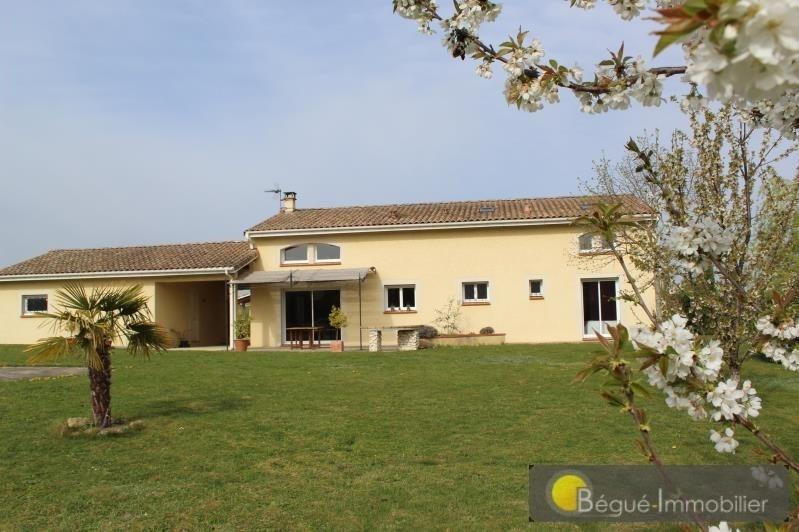 Vente maison / villa Lasserre 440000€ - Photo 1