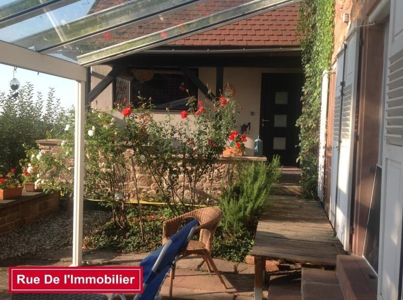 Vente maison / villa Niederbronn les bains 354500€ - Photo 8