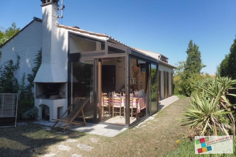 Vente maison / villa Meschers sur gironde 367 500€ - Photo 1