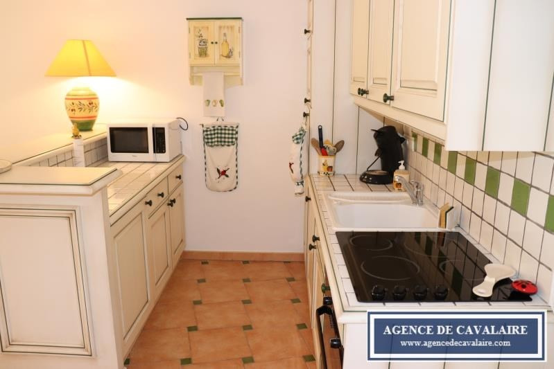 Sale apartment Cavalaire sur mer 364 000€ - Picture 7