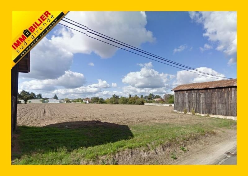Продажa Участок Langon 53900€ - Фото 1