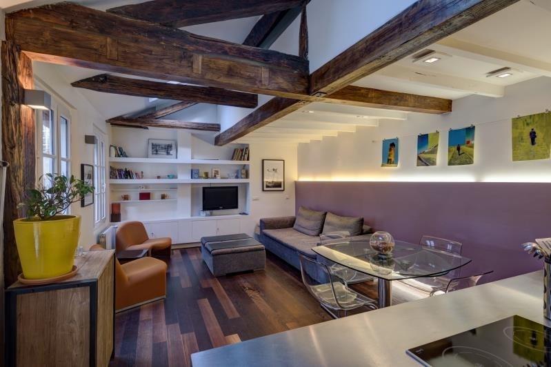 Verkauf von luxusobjekt wohnung Paris 3ème 699000€ - Fotografie 2
