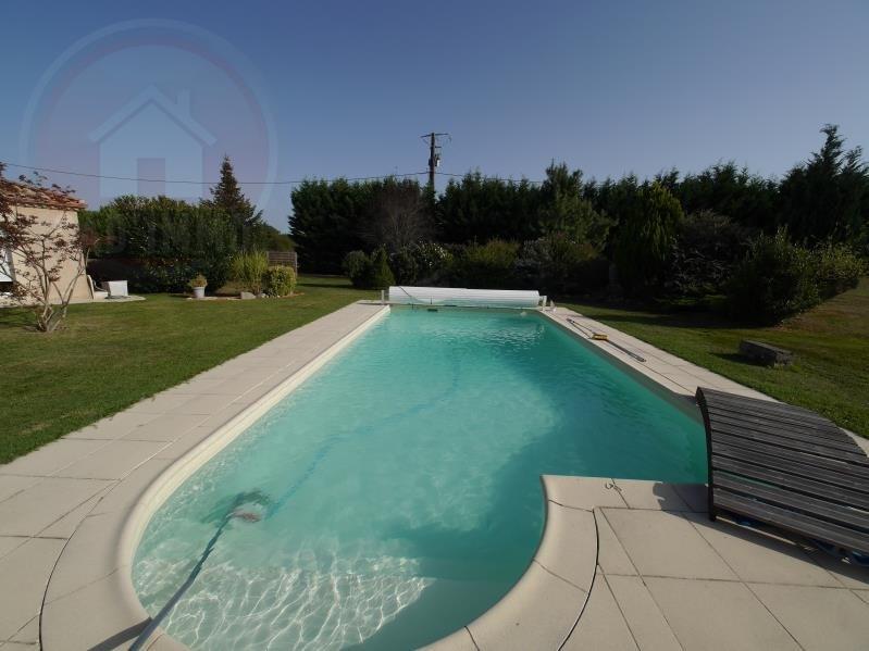 Sale house / villa St jean d'eyraud 394000€ - Picture 9