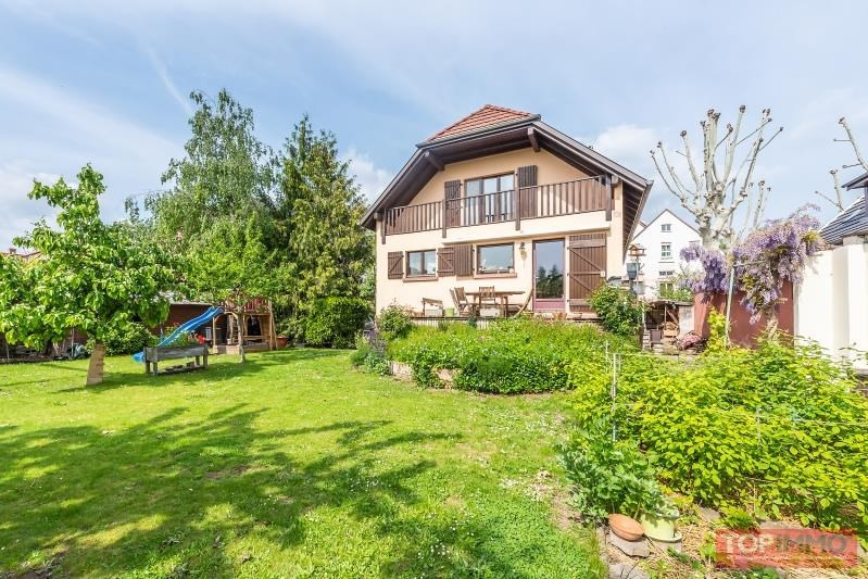 Vente maison / villa Colmar 329000€ - Photo 1