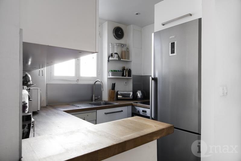 Sale apartment Courbevoie 341550€ - Picture 2