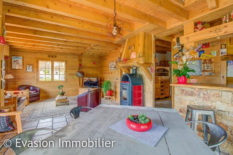 Vente maison / villa Passy 499000€ - Photo 2