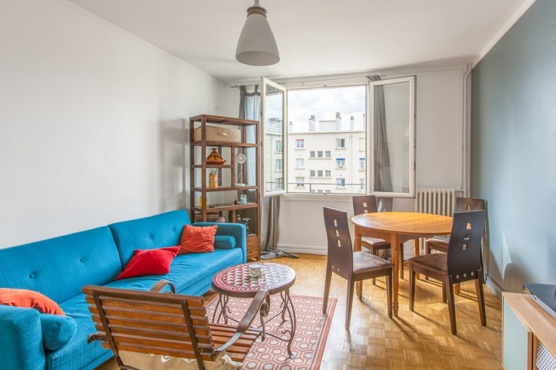 Sale apartment Boulogne-billancourt 535 000€ - Picture 1