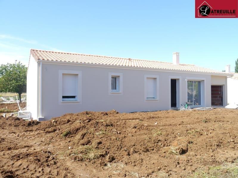 Vente maison / villa Gemozac 184000€ - Photo 1