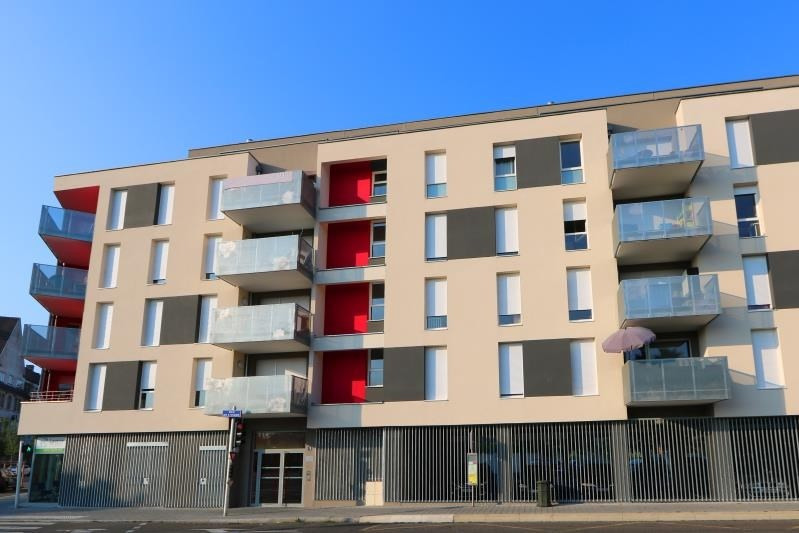 Investment property apartment Strasbourg 125000€ - Picture 8