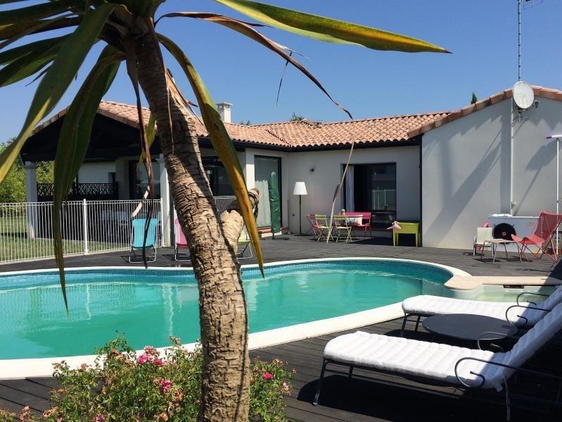 Sale house / villa Fontenilles 415000€ - Picture 2
