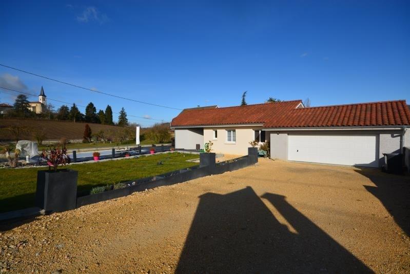 Verkoop  huis Serezin de la tour 299900€ - Foto 1