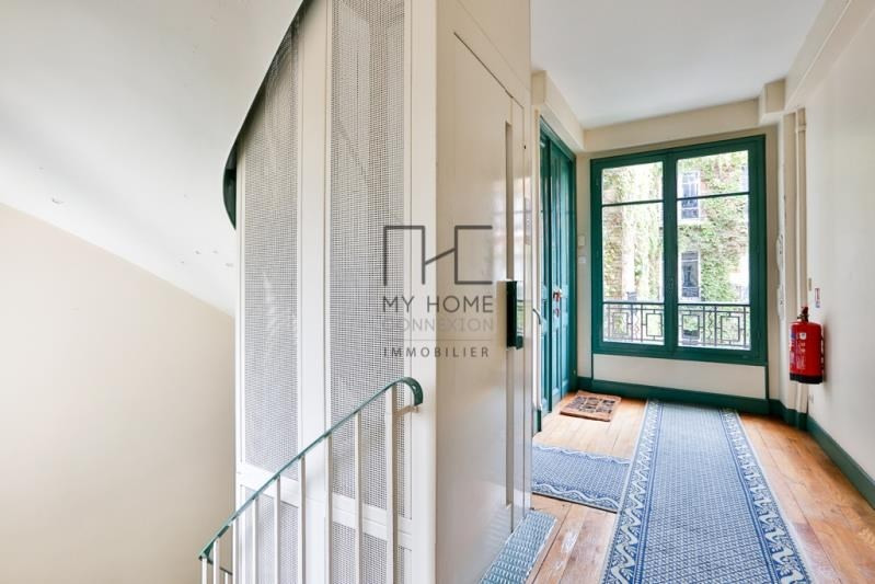 Sale apartment Paris 16ème 599 000€ - Picture 9