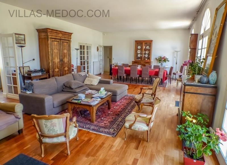 Sale house / villa Lesparre medoc 417900€ - Picture 7