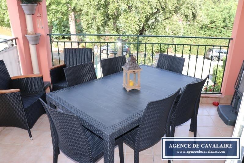 Vente appartement Cavalaire sur mer 310000€ - Photo 1