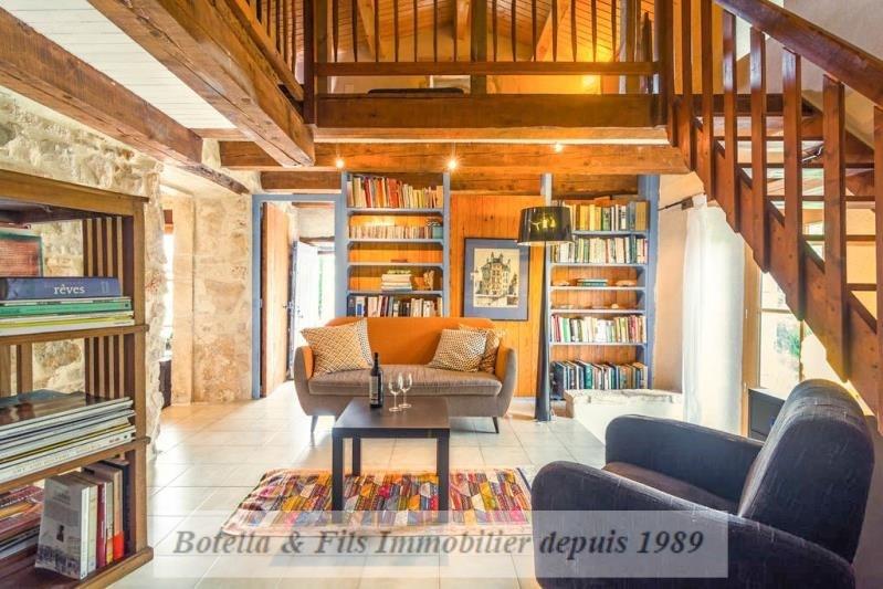 Deluxe sale house / villa Barjac 498000€ - Picture 7