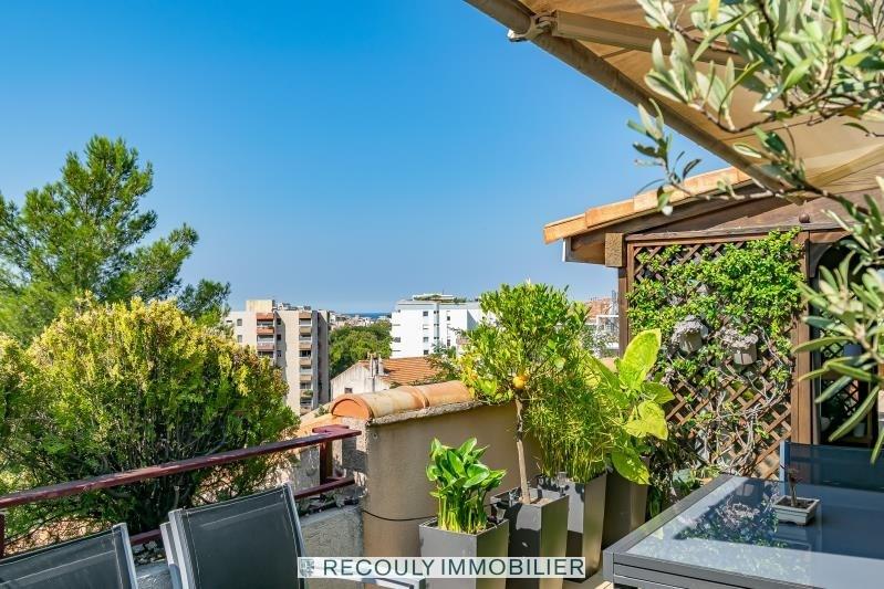 Vente de prestige appartement Marseille 8ème 850000€ - Photo 3