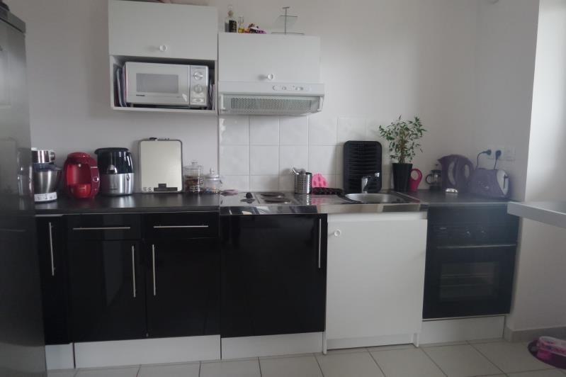 Rental apartment Herouville st clair 560€ CC - Picture 2