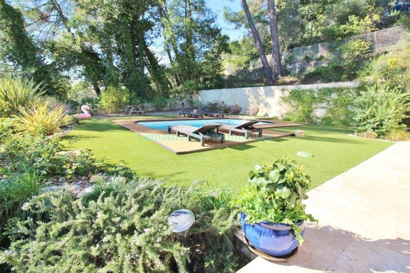 Vente de prestige maison / villa Le tignet 575000€ - Photo 6