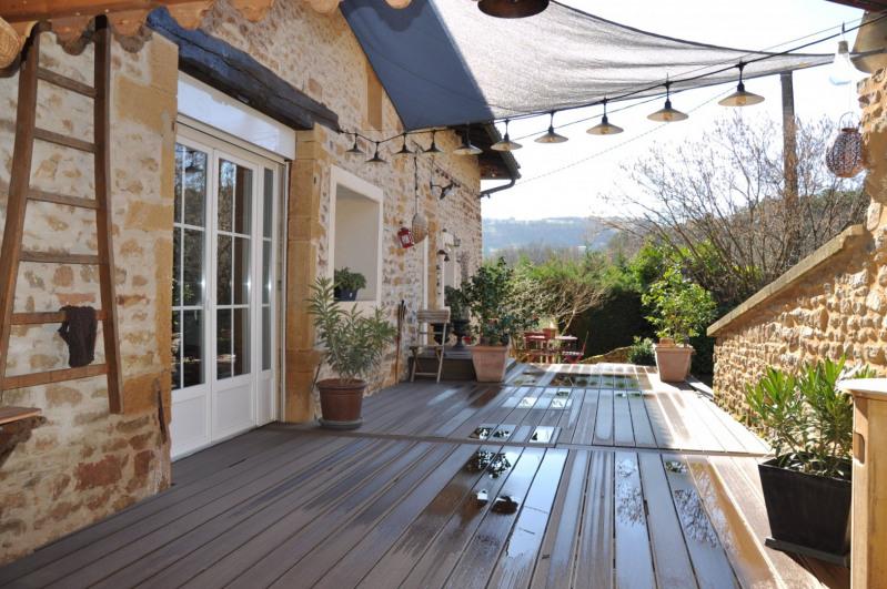 Vente maison / villa Ville sur jarnioux 349000€ - Photo 1