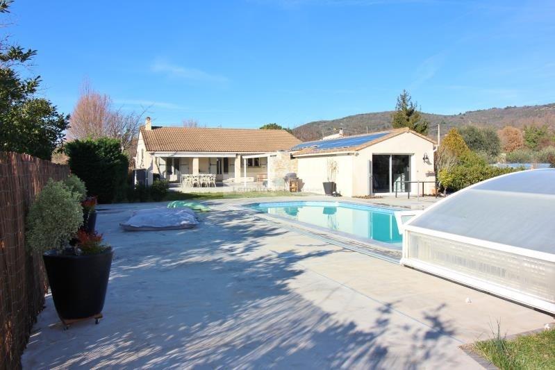 Vente maison / villa Saint cezaire sur siagne 480000€ - Photo 3