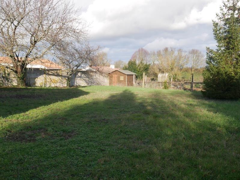 Vente maison / villa St vincent sur jard 166400€ - Photo 3