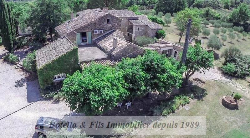 Verkoop van prestige  huis Uzes 1295000€ - Foto 13