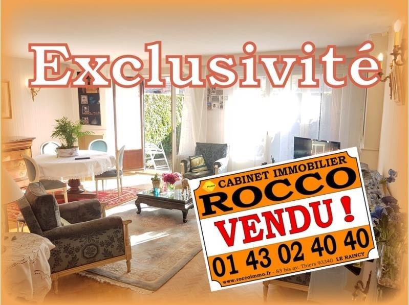 Vente appartement Le raincy 318000€ - Photo 1