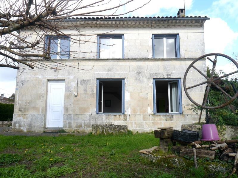Sale house / villa Tesson 149460€ - Picture 10