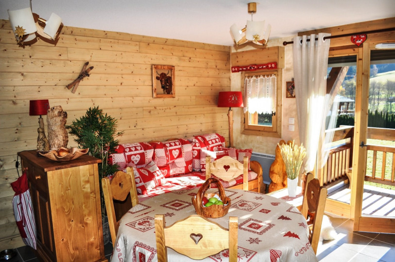 Vente appartement Praz sur arly 229500€ - Photo 6