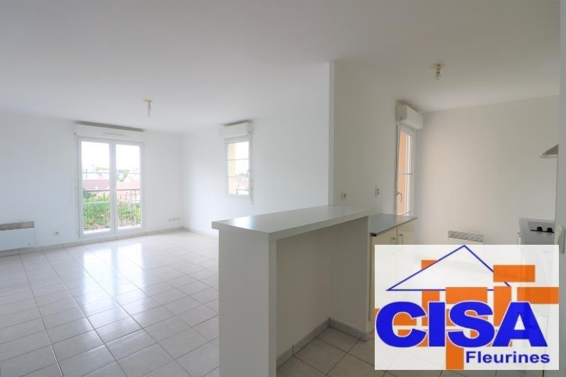 Sale apartment Verberie 149000€ - Picture 3