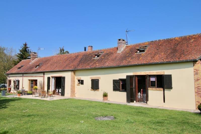 Sale house / villa Conches en ouche 208000€ - Picture 1