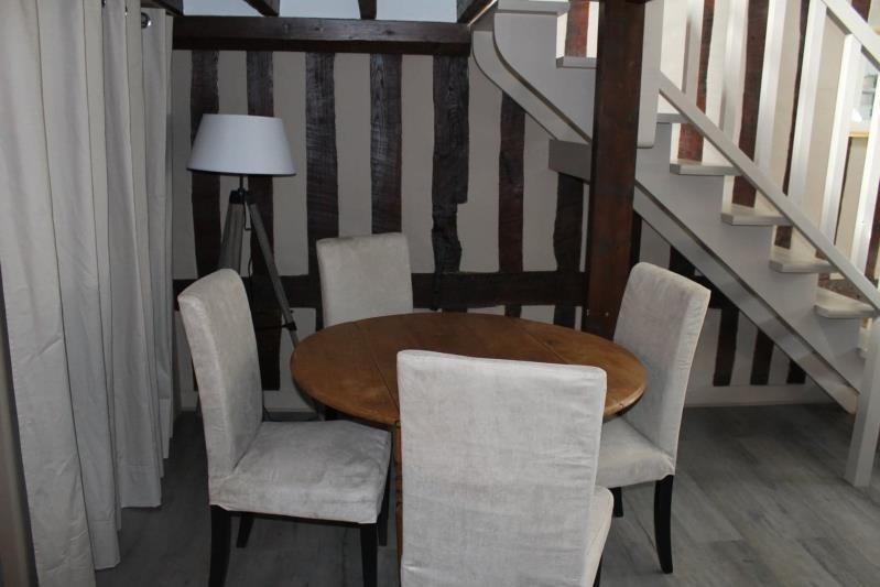 Sale apartment Honfleur 132000€ - Picture 4